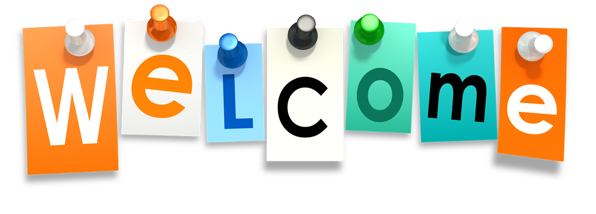 Welcome-Sticky-Note