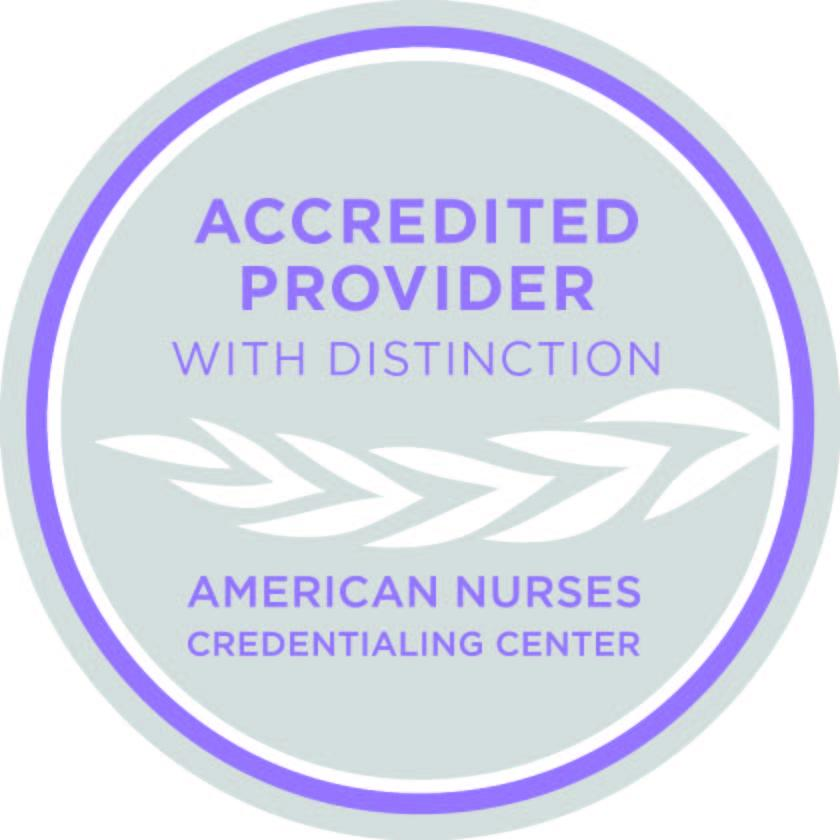 ANCC Accredited Distinction Logo